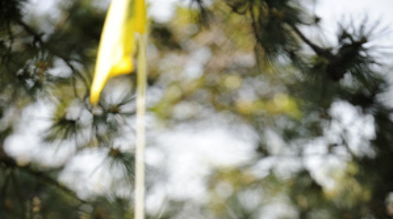 Mickelson's decision to pack a Ping Eye2 lob wedge and the future plans of Woods had tongues wagging at Torrey Pines.