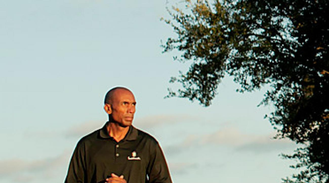 """""""I just want to see the qualified minorities get a shot at some of the better jobs so that the industry can see that we can do as good a job as anybody in the business."""" - Rodney Green, Director of Golf, Innisbrook Resort, Tampa, Fla."""