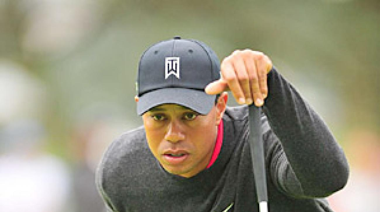 Tiger Woods, Martin Kaymer and Lee Westwood will battle each other this week at the Dubai Desert Classic.