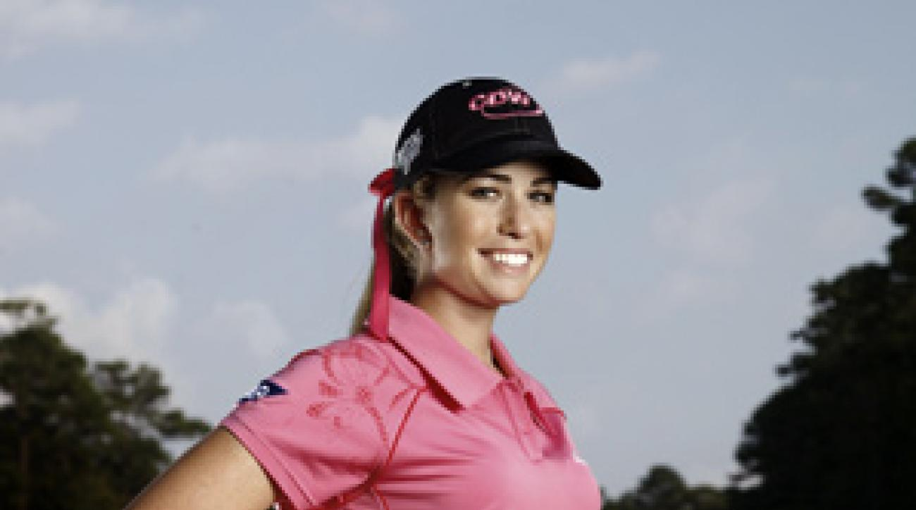 Creamer says she didn't really know Wie until the Solheim Cup.