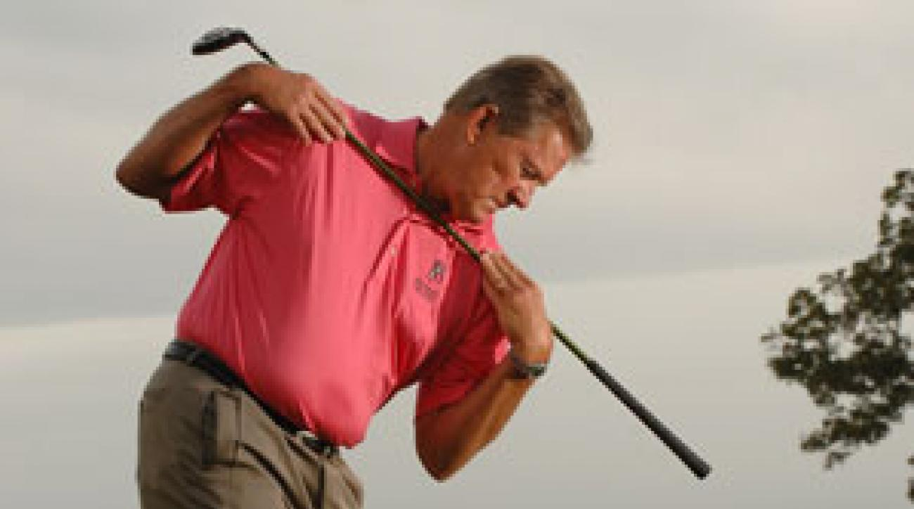 The proper plane may feel flatter than what you're used to, but it'll straighten out those high, soft slices.