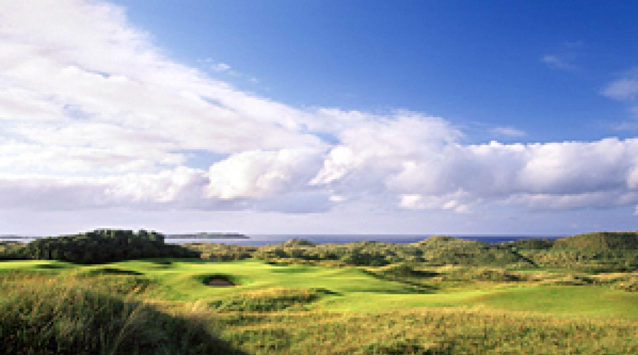 Irish Gem: Royal Portrush, a perennial Top 15 course.