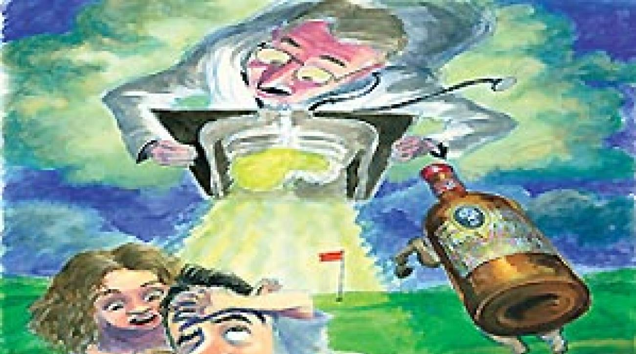 """The time to quit drinking. <span class=""""picturesource"""">Victor Juhasz</span>"""