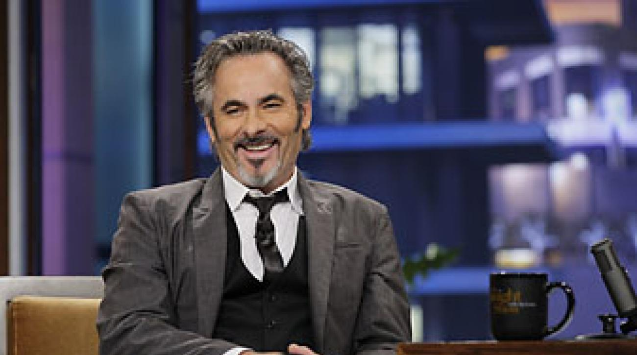 A former European Ryder Cup player, David Feherty famously switched allegiances after becoming an American citizen.