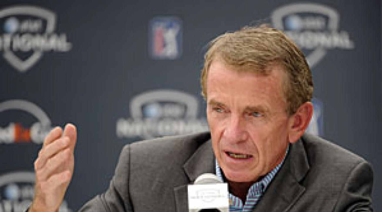 PGA Tour commissioner Tim Finchem said the PGA Tour's schedule will be largely unchanged in the new TV deal.