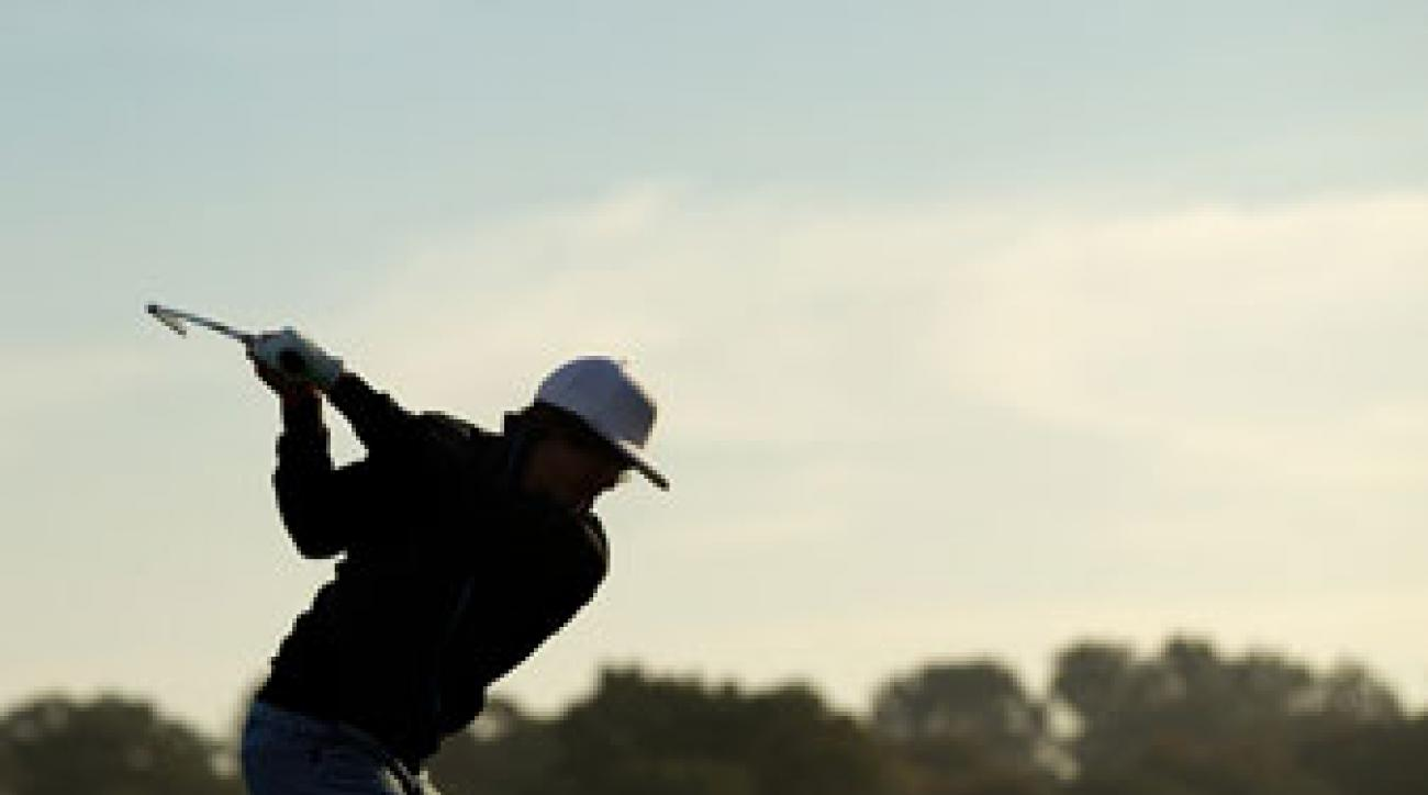 Rickie Fowler is making his 2012 debut this week.