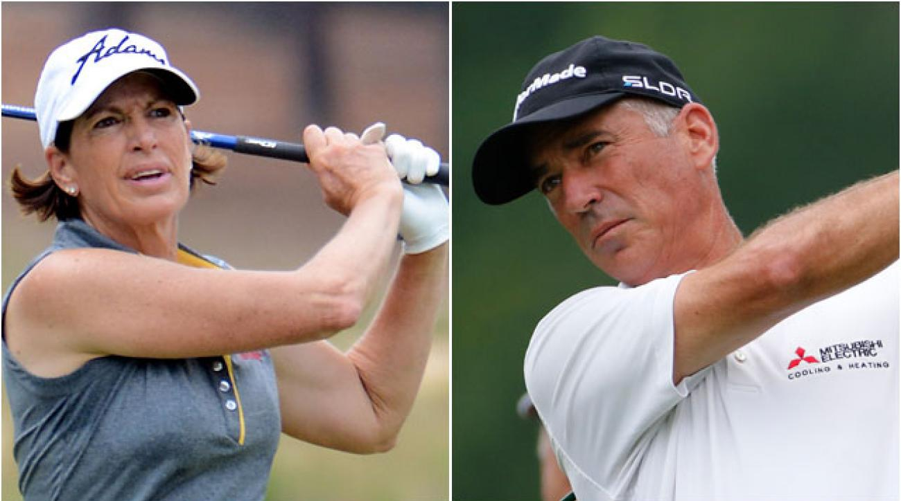 Juli Inkster and Corey Pavin will join Fox Sports' broadcast crew at the 2015 U.S. Open.