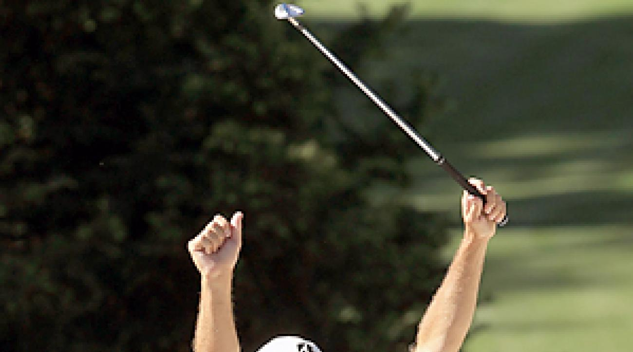 """BIG TIME: """"The Masters is my favorite event, and this year's was special."""""""