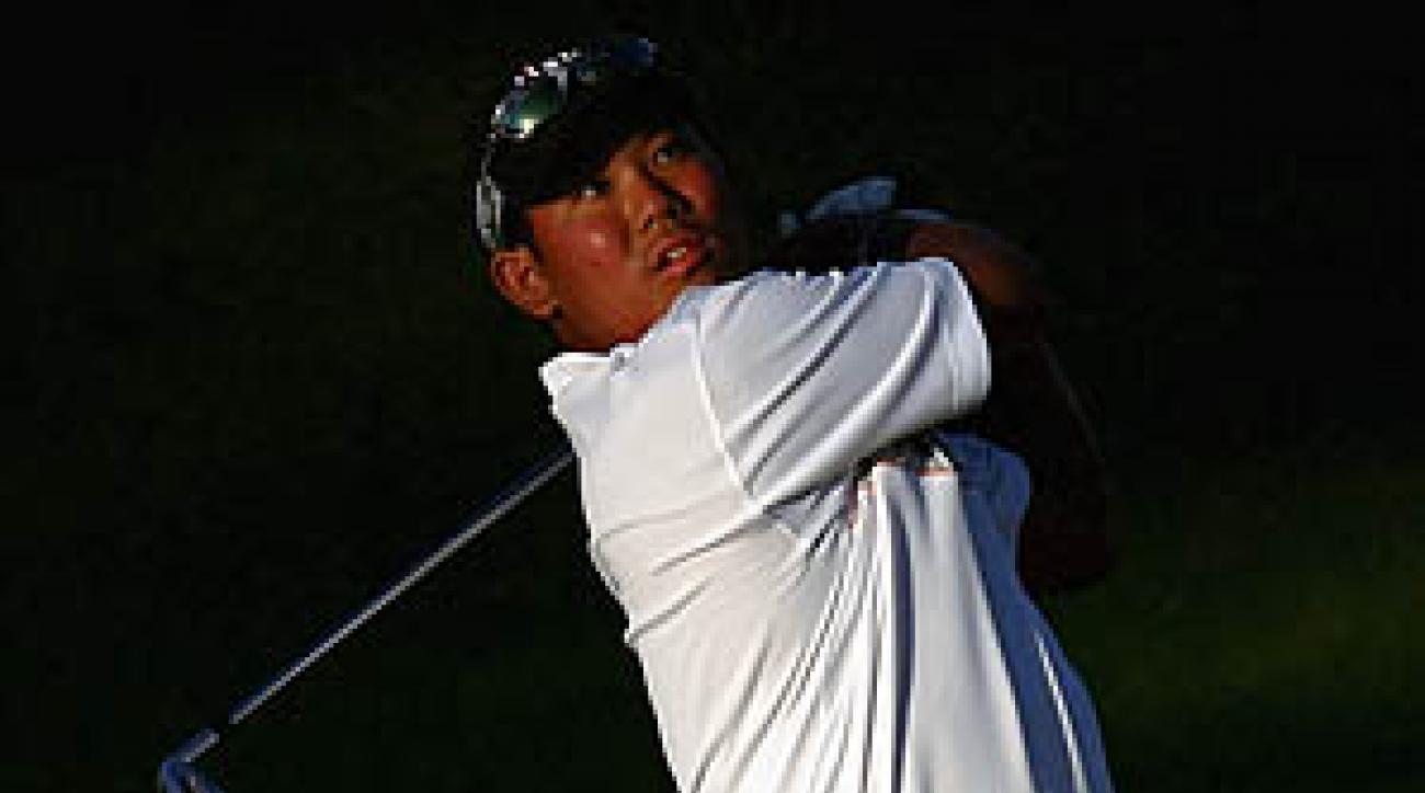 Small in size, Tadd Fujikawa is big on talent.