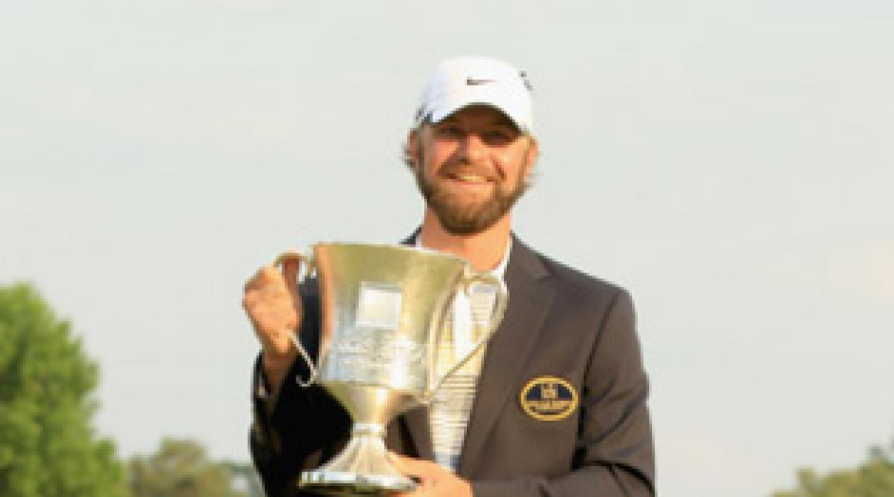 Glover won the Wells Fargo Championship last year to earn a spot at Kapalua.