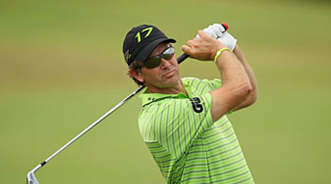 Retief Goosen needs to win or be ranked inside the top 50 to earn an invite to the Masters.