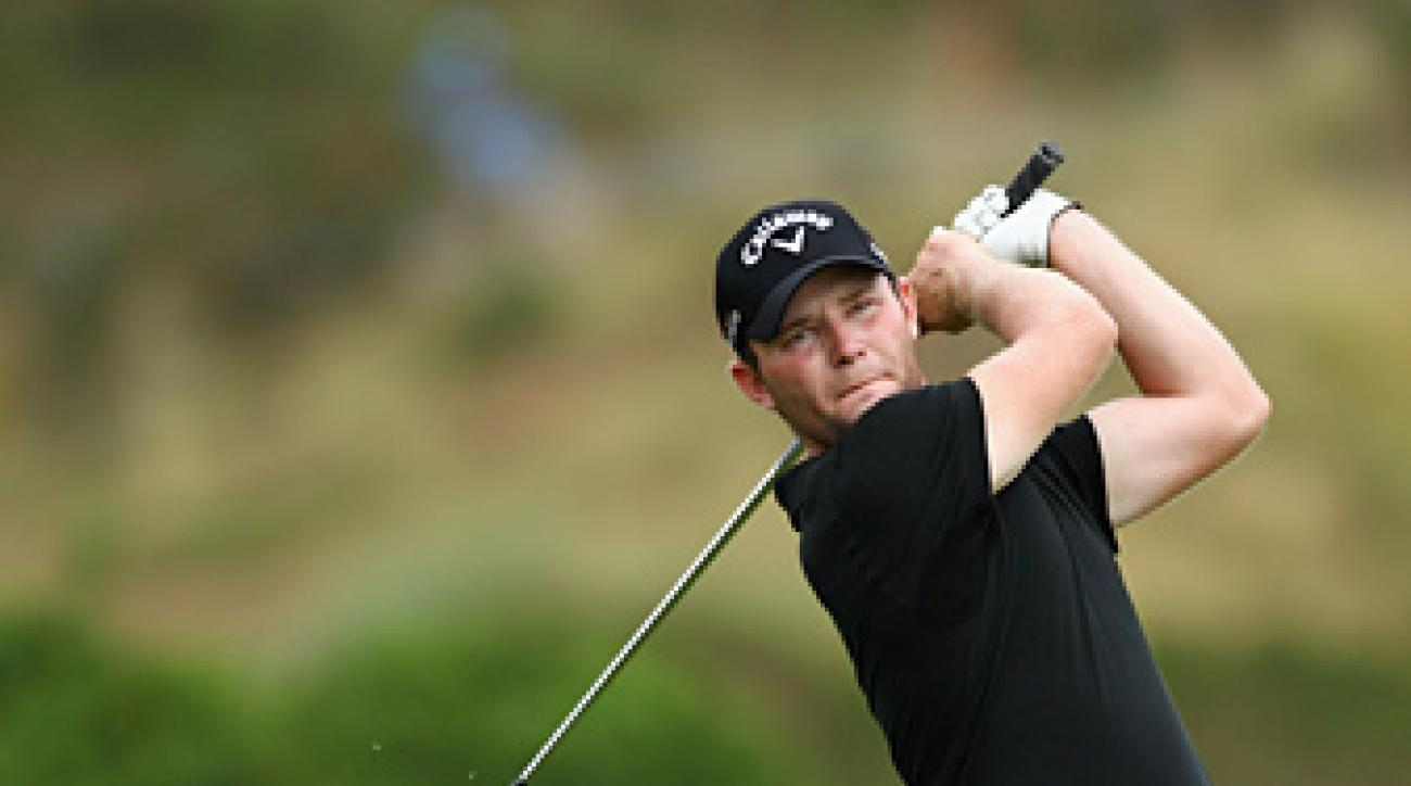 Branden Grace captured last week's Joburg Open for his first European Tour victory.