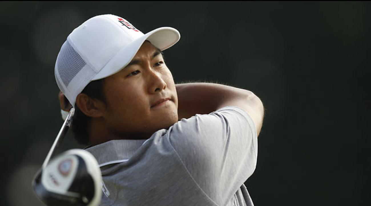 Yang is the lowest-ranked player in the world amateur standings to ever win the U.S. Amateur.