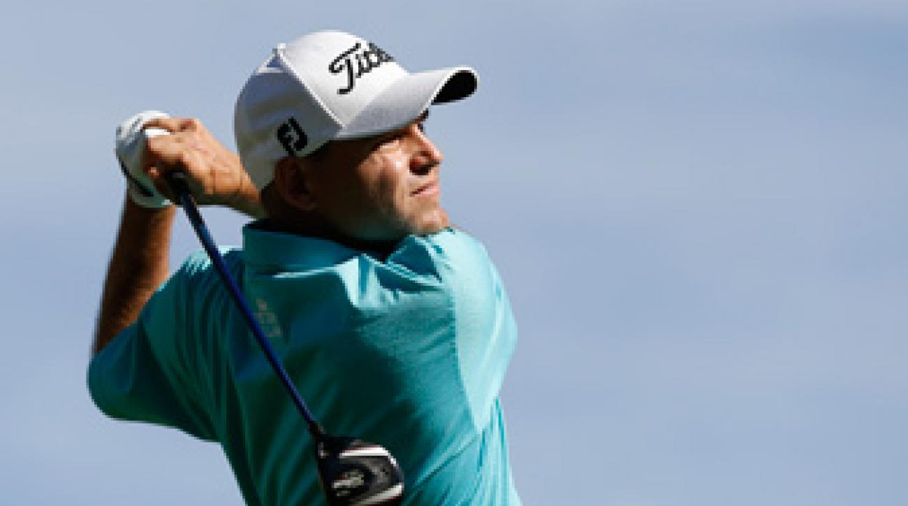 Bill Haas made five birdies and an eagle.
