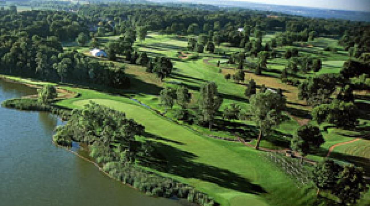 <strong>Northern Exposure:</strong> The site of three previous men's majors, Hazeltine National Golf Club, near Minneapolis, has been stretched to 7,674 yards.