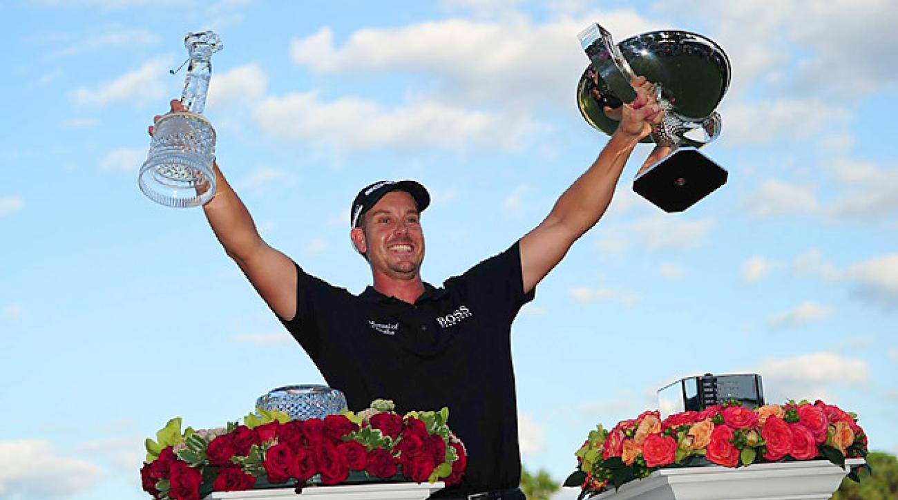 Despite the PGA Tour's best efforts, Henrik Stenson ran away with the FedEx Cup title.