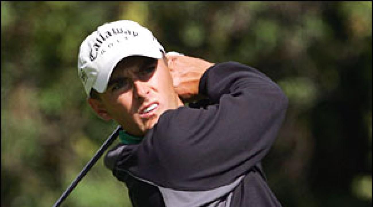 Charles Howell took down Phil Mickelson at the Nissan Open.
