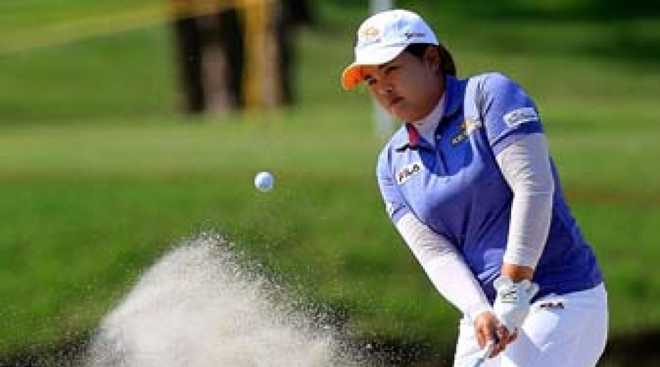 Inbee Park won her fifth event of 2013 last week at the NW Arkansas Championship.