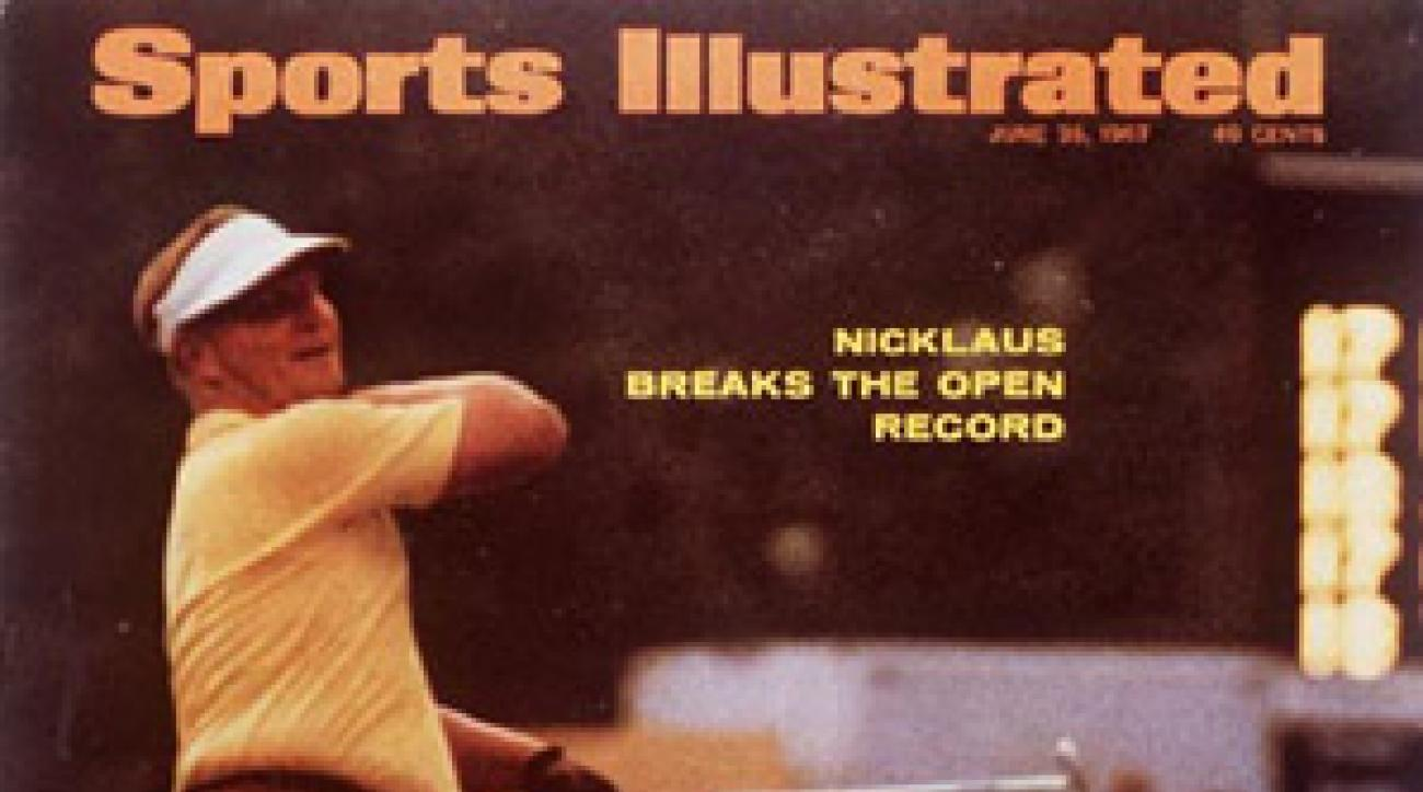 Jack Nicklaus won four U.S. Open championships.