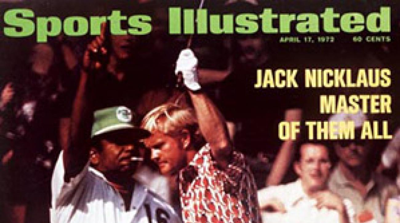 Jack Nicklaus won a record six Masters titles.