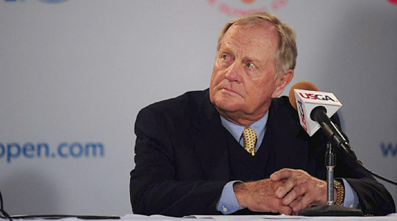 Nicklaus won three of his six Aussie Open titles at the Australian Golf Club.