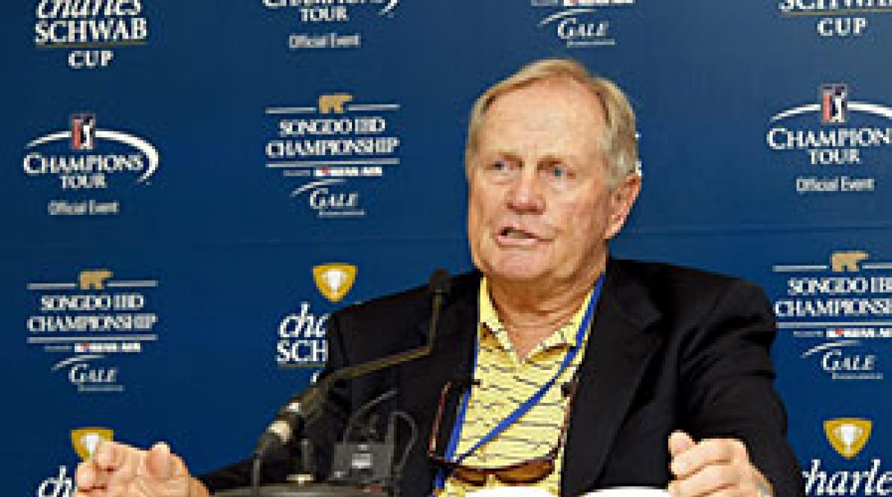 Jack Nicklaus won his 18th major at the 1986 Masters.