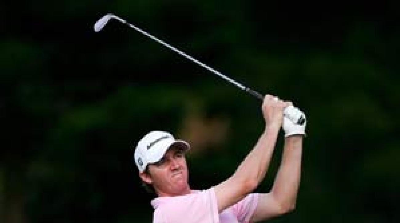 Jimmy Walker shot a first round 65.