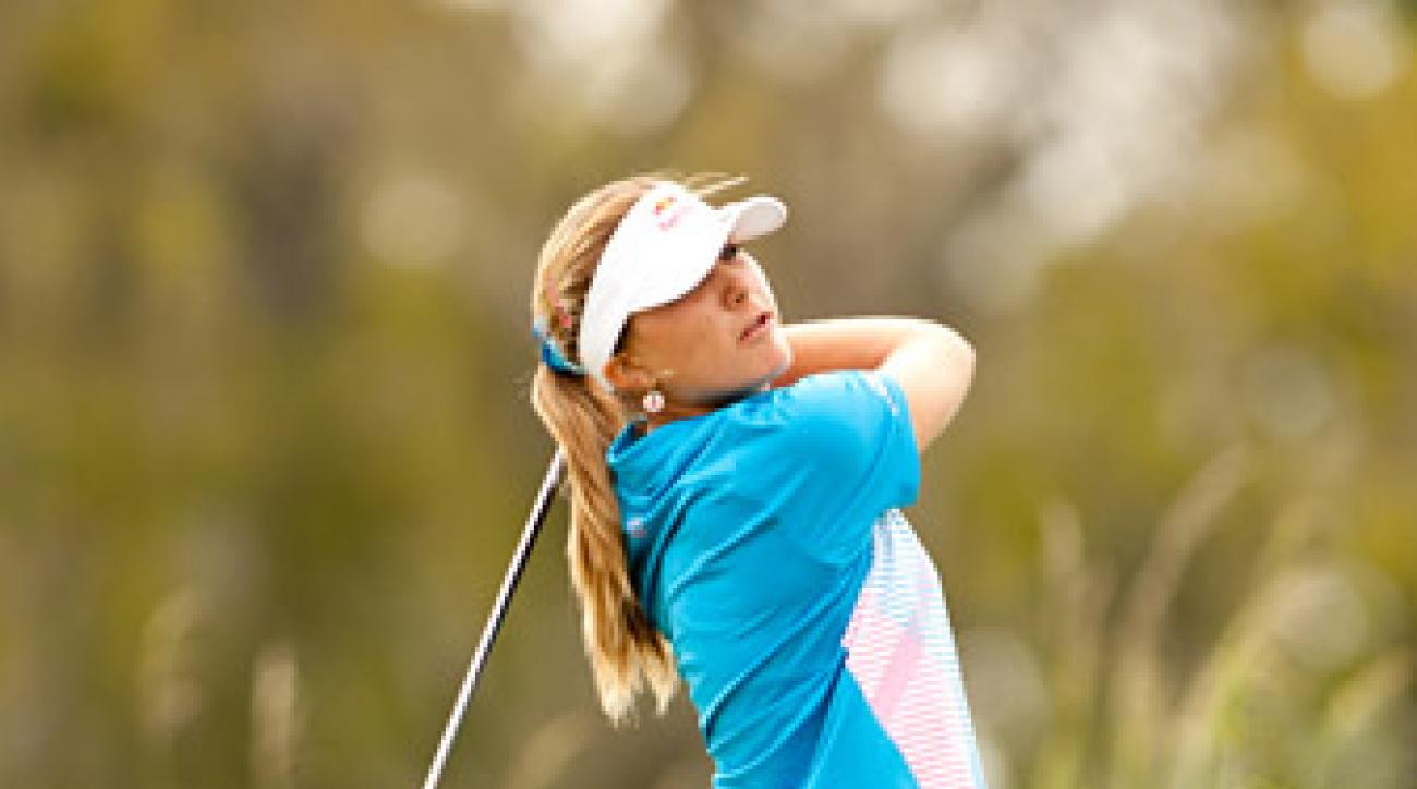 2012 will be 16-year-old American phenom Lexi Thompson's first full year on tour.