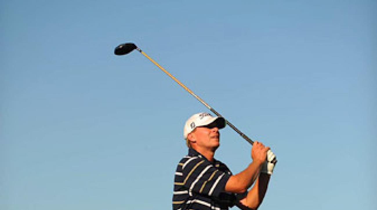 Steve Stricker has won eight of the last 50 tournaments he has played.