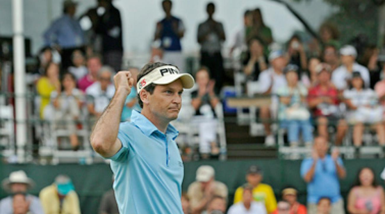 Mark WIlson captured the first of his two early-season wins in 2011 at the Sony Open.