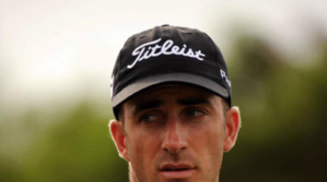 Geoff Ogilvy started 2010 the way he started 2009 by winning at Kapalua.