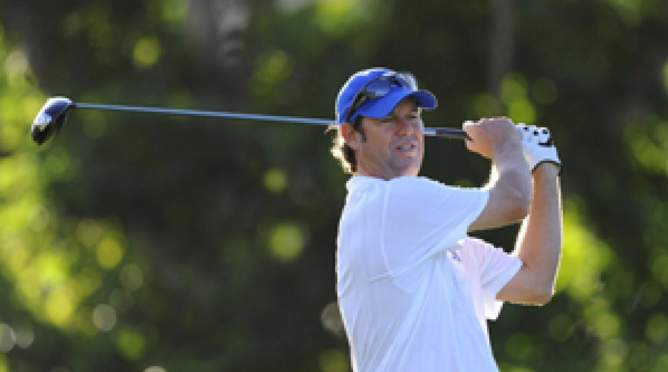 Former Ryder Cup captain Paul Azinger will soon join the Champions Tour.