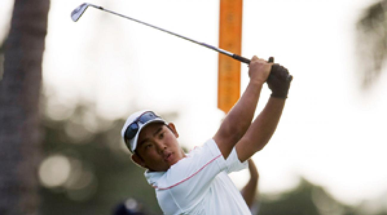 Tadd Fujikawa made the cut two years ago as an amateur.