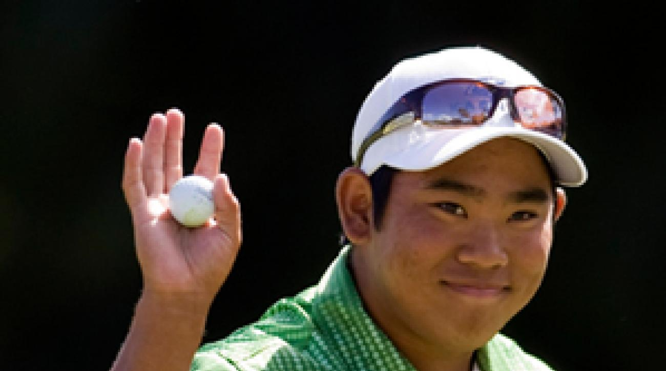 Tadd Fujikawa finished T32 at the Sony Open.