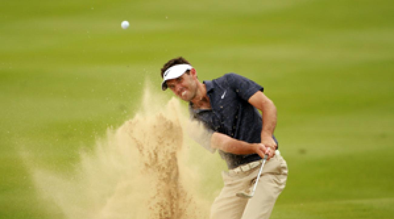 Charl Schwartzel won the Joburg Open last week in South Africa.