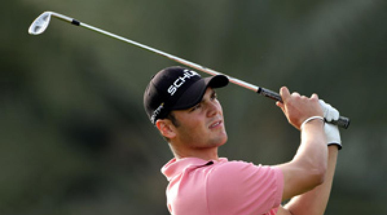 Martin Kaymer made six birdies and a bogey for a 67.