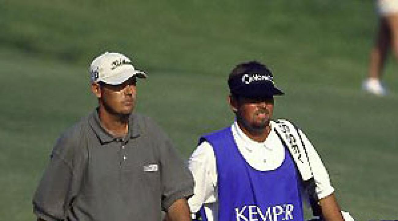 Steve Duplantis worked with Rich Beem at the 1999 Kemper Open.