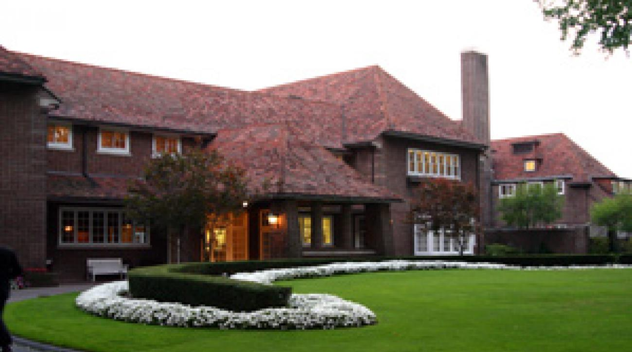 Detroit Golf Club features two Donald Ross golf courses.