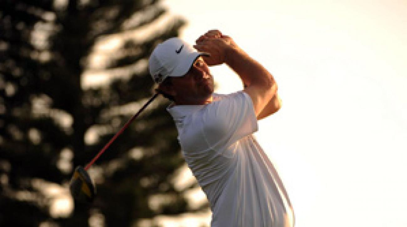 Lucas Glover has made three eagles this week.