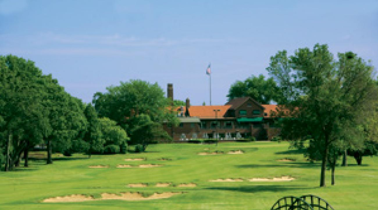 Flossmoor Country Club originally opened in 1899.