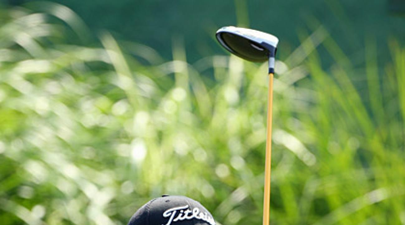 <p><strong>Chez Reavie</strong><br />                 Or some other long shot like him. Reavie won the RBC Canadian Open, and is one of a                 cavalcade of fast-rising pros from Scottsdale,                 Ariz. Trouble is, Tiger probably thinks Chez                 Reavie is a restaurant, not a golfer. Other                 first-time winners in the No-Tiger Era not on                 Tiger's radar: Parker McLachlin, Richard S.                 Johnson and Marc Turnesa.</p><p>                                  <strong>Threat level:</strong> Low</p><p>