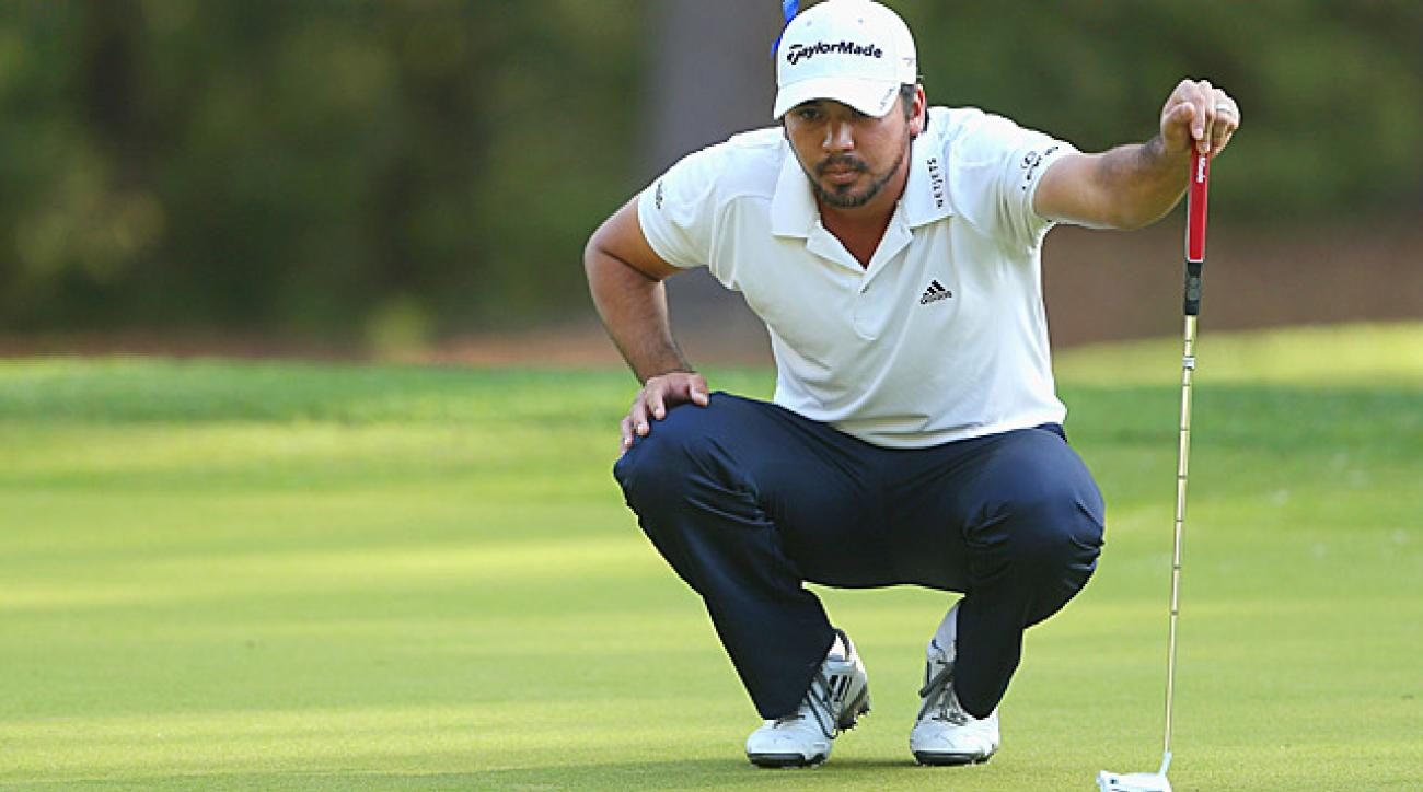 Jason opened with a four-under 67 at the Heritage.
