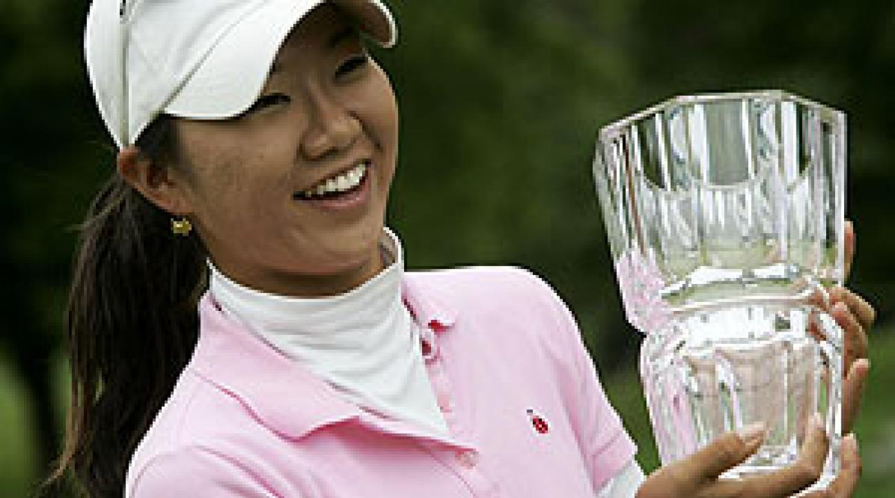 Ji Young Oh shot two-under 70 in the final round.