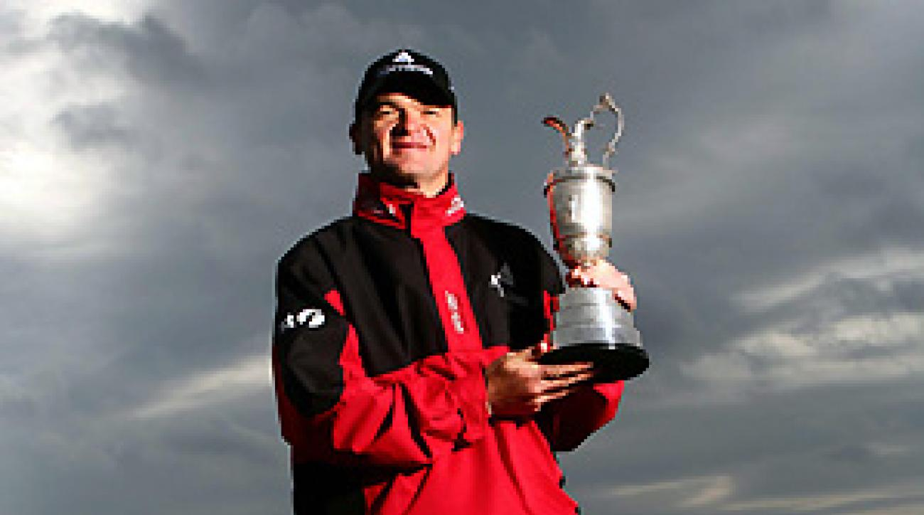 Paul Lawrie won the 1999 British Open in a playoff.