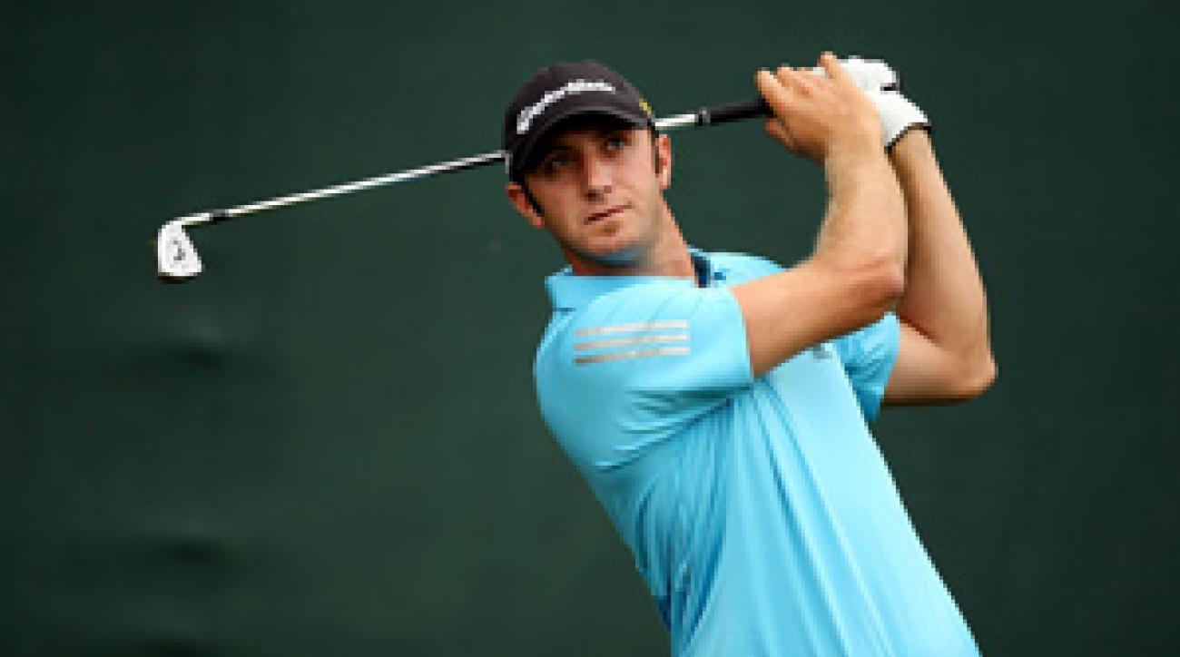 Dustin Johnson has won twice on the PGA Tour.