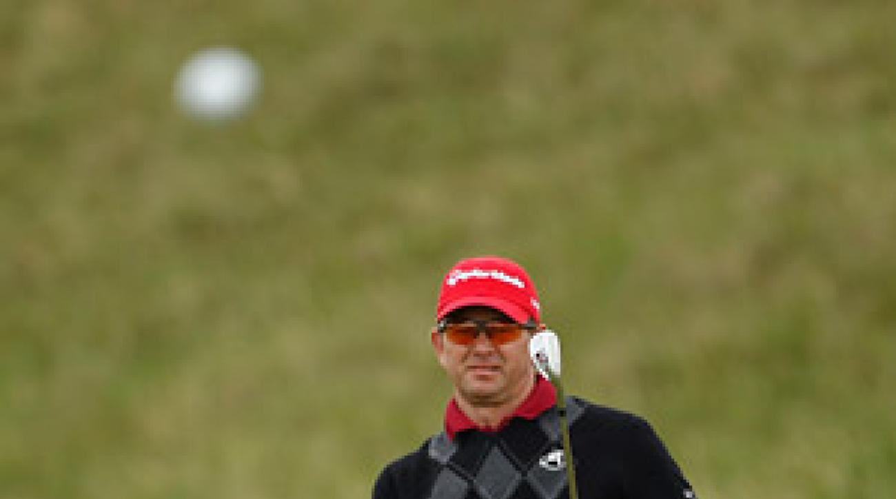 Goosen, who was forced to withdraw due to injury Friday, has eight career top-10 finishes at the Open.