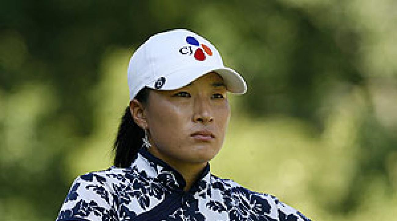 Se Ri Pak previously won the Farr in 1998, 1999, 2001 and 2003.