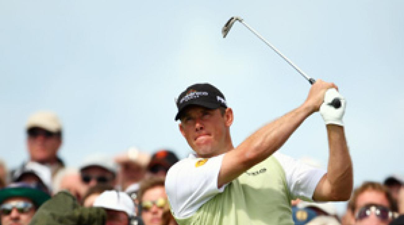 Lee Westwood kept his No. 1 ranking despite not playing last week.