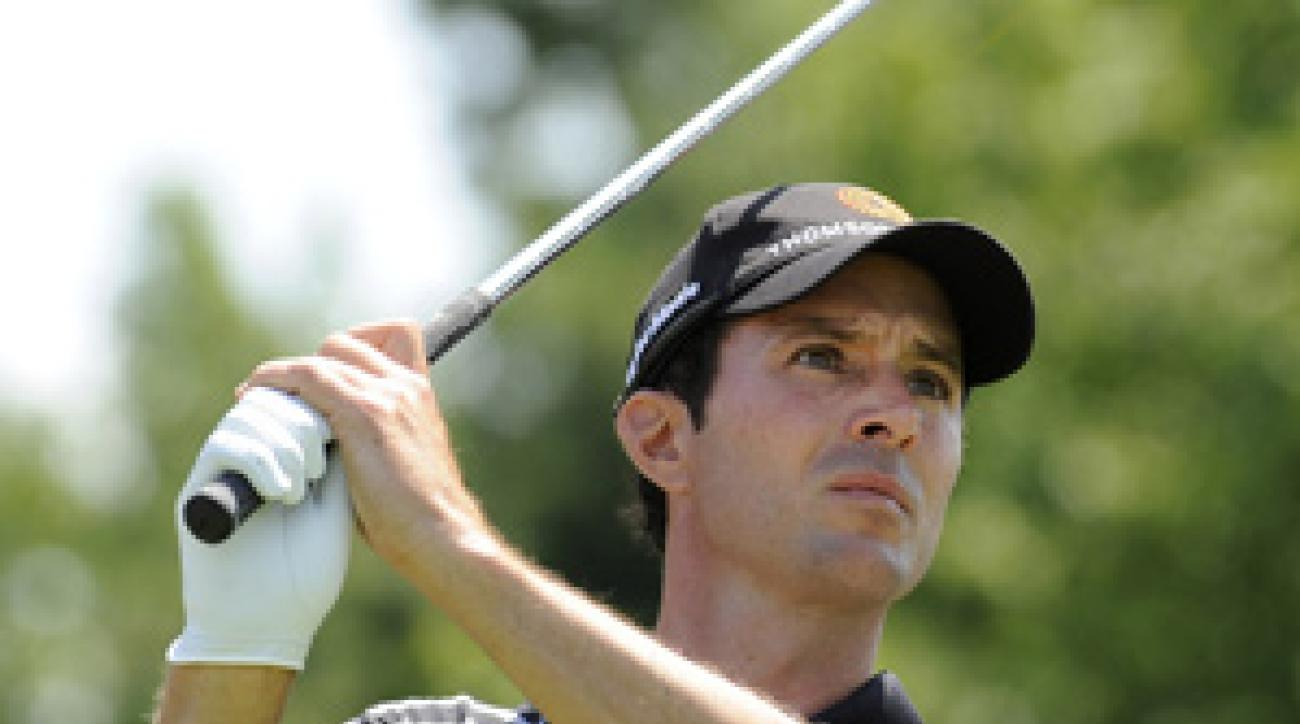 Mike Weir hopes to be ready for Augusta National.