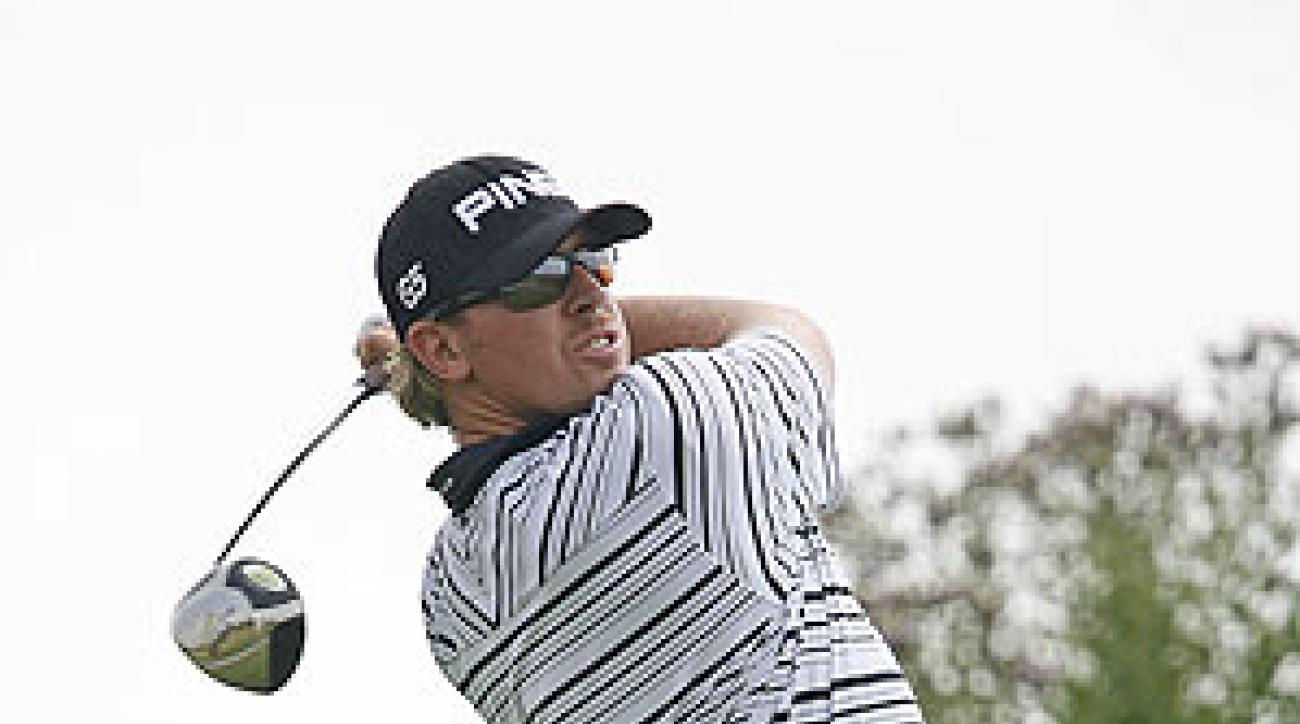 Hunter Mahan has finished no worse than eighth in his last three starts.